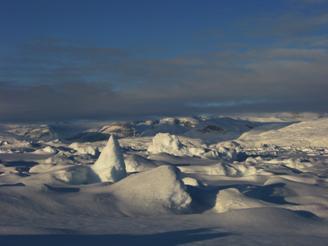 Отчет о лыжном походе шестой категории сложности, совершенном  с 2 апреля по 10 мая 2010 года, в Гренландии